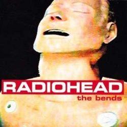 RADIOHEAD - Bends / vinyl bakelit / LP