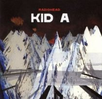 """RADIOHEAD - Kid A / vinyl bakelit 10"""" / 2xLP"""