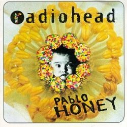 RADIOHEAD - Pablo Honey / vinyl bakelit  / LP