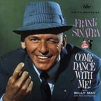FRANK SINATRA - Come Dance With Me / vinyl bakelit / LP