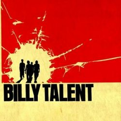 BILLY TALENT - Billy Talent CD