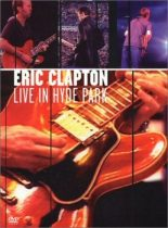 ERIC CLAPTON - Live In Hyde Park DVD
