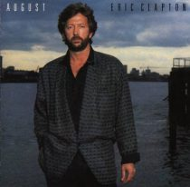 ERIC CLAPTON - August CD