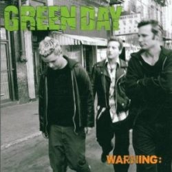 GREEN DAY - Warning CD