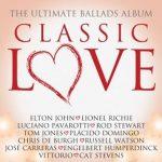 VÁLOGATÁS - Classic Love Ultimate Ballads CD