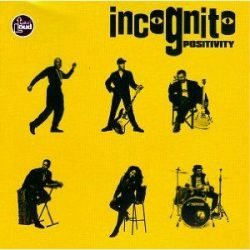 INCOGNITO - Positivity CD