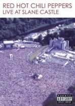 RED HOT CHILI PEPPERS - Live At Slane Castle DVD