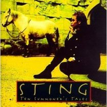 STING - Ten Summoner's Tales CD