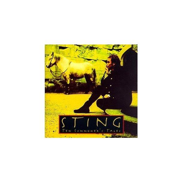 STING - Ten Summoner's Tales CD