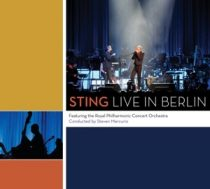 STING - Live In Berlin /cd+dvd/ CD