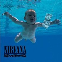 NIRVANA - Nevermind / vinyl bakelit / LP