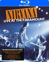 NIRVANA - Live at The Paramount /blu-ray/ BRD