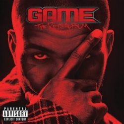 GAME - The R.E.D. Album CD