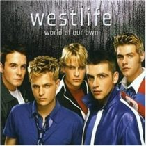 WESTLIFE - World Of Our Own CD