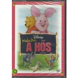 MESEFILM - Malacka A Hős DVD
