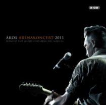 ÁKOS - Arénakoncert 2011 / 2cd / CD