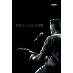 ÁKOS - Arénakoncert /2dvd/ DVD