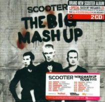 SCOOTER - The Big Mash Up / 2cd / CD