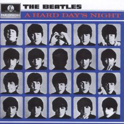 BEATLES - A Hard Day's Night CD