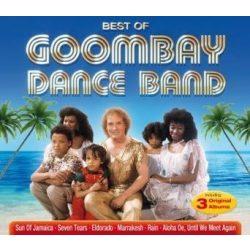 GOOMBAY DANCE BAND - Best Of 3 Original Albums /3cd box/ CD