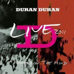 DURAN DURAN - Live 2011 A Diamond In The Mind / vinyl bakelit / 2xLP