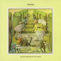 GENESIS - Seling England By The Pound CD