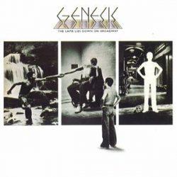 GENESIS - Lamb Lies Down On Broadway / 2cd / CD