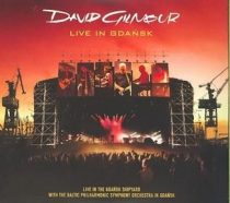 DAVID GILMOUR - Live In Gdansk / 2cd / CD