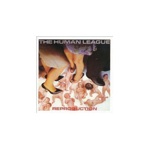 HUMAN LEAGUE - Reproduction CD