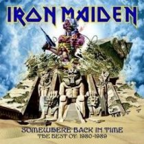 IRON MAIDEN - Somewhere Back In Time CD