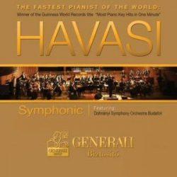 HAVASI BALÁZS - Symphonic CD