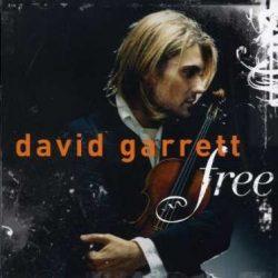 DAVID GARRETT - Free CD