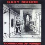 GARY MOORE - Corridors Of Power CD
