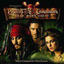 FILMZENE - Pirates Of The Caribbean 2 CD