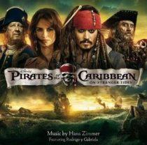 FILMZENE - Pirates Of The Caribbean 4. On Stranger Tides /ee/ CD