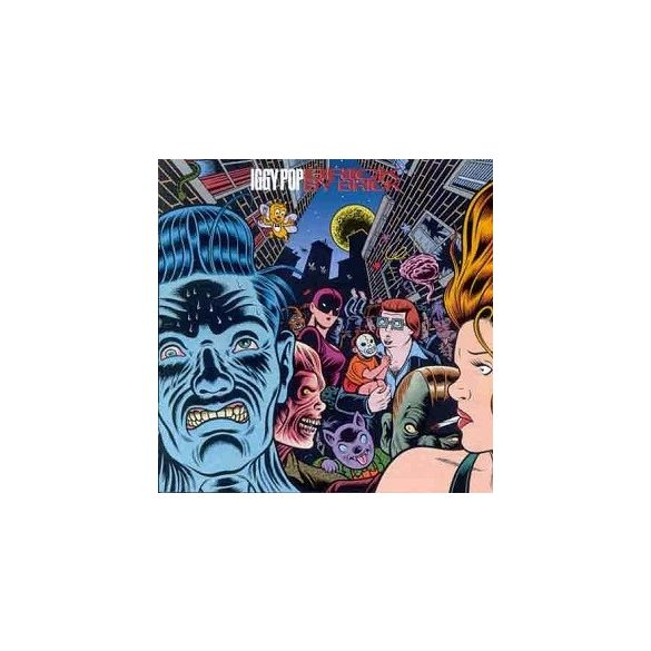 IGGY POP - Brick By Brick CD
