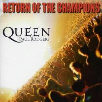 QUEEN & PAUL ROGERS - Return Of The Champions / 2cd / CD