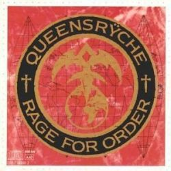QUEENSRYCHE - Rage For Order CD