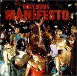 ROXY MUSIC - Manifesto CD