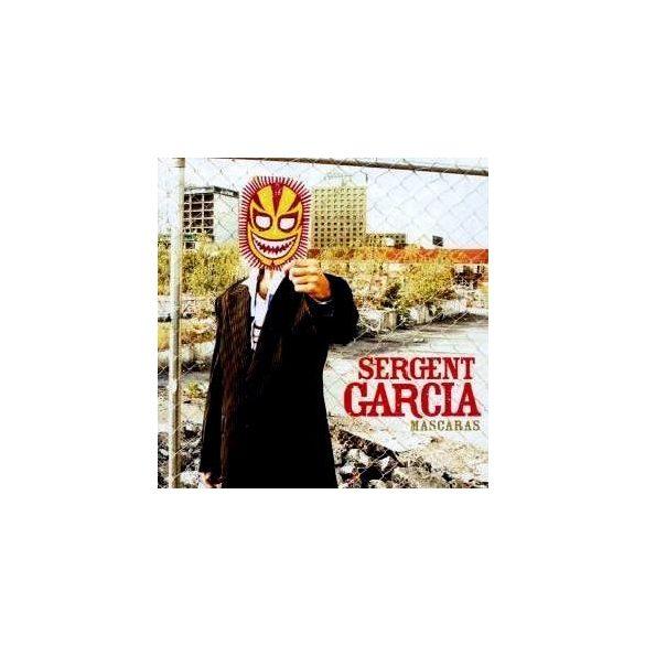 SERGENT GARCIA - Mascaras CD
