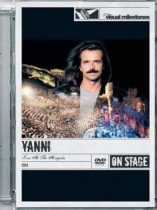 YANNI - Live At The Acropolis DVD