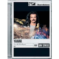 YANNI - Live At The Acropolis DVD