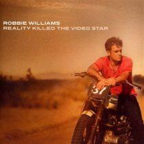 ROBBIE WILLIAMS - Reality Killed The Video Stars CD