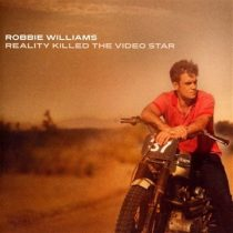 ROBBIE WILLIAMS - Reality Killed The Video Stars CD