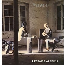 YAZOO - Upstairs At Eric's CD