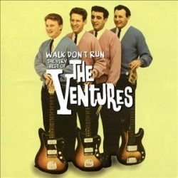 VENTURES - Walk Don't Run CD