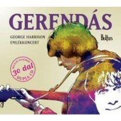 GERENDÁS PÉTER - George Harrison Emlékkoncert CD