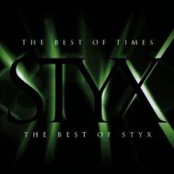 STYX - Best Of Times CD