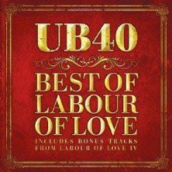 UB40 - Best Of Labour Love /cd+dvd/ CD