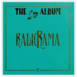 RADIORAMA - 2nd Album CD